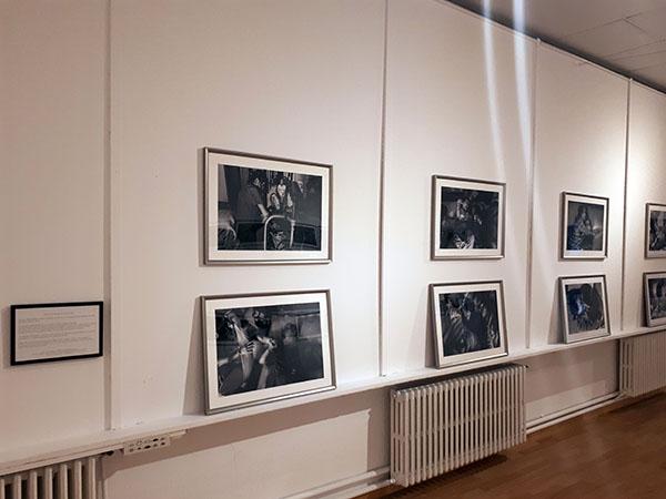 Exposición en la escuela de Arte de Huesca